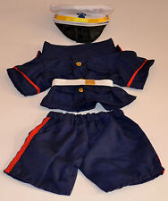 "Teddy Bear U.S. Marines Dress Blues Clothes Fit 14""-18"" Build-a-bear !New!"