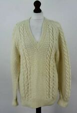 Cream Pulover Jumper Chest size 38In