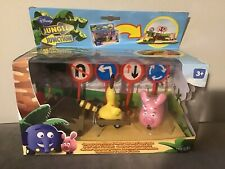 Disney Jungle Junction Wheel Around Fun Set. Brand New In Box