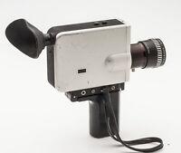 Braun Nizo S80 S 80 Filmkamera Schneider-Kreuznach Variogon 2.5 10-80mm - lesen