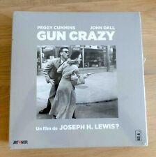 GUN CRAZY : Coffret Édition Limitée et Numérotée - Livre+Blu-ray+DVD - Neuf