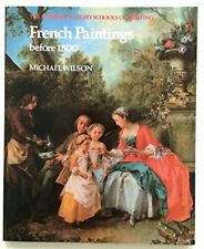 French Paintings Before 1800 (The National Galle... by Wilson, Michael Paperback