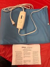 Heating Pad King Size Warm Heat Cramps Pain Relief  x2 (pair)