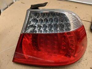 Passenger Tail Light Coupe Quarter Panel Mounted Fits 04-06 BMW 325i 301245