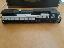 Atlas HO 8-40C #9661 - Norfolk Southern #8713 with DCC and QSI Sound