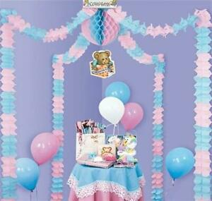 Baby Shower Canopy Covers 20' x 20' Gender Reveal Baby Shower Decorations