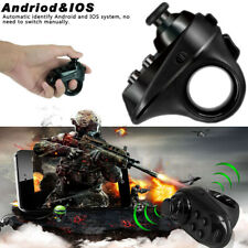 Virtual Reality 3D Glasses Gamepad Bluetooth Remote Control For Smartphone PC TV