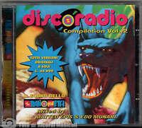 DISCORADIO COLLECTION VOL. 2 i successi degli Anni 70 80 e 90 in 2 CD