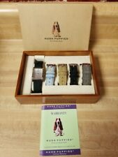 Hush Puppies Women's Silver-Tone Watch Interchangeable Straps New Battery-9-8-20