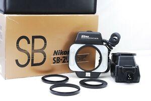 [OPEN BOX] Nikon Speedlight SB-29s Ring Light/Macro Flash for  Nikon (G355)