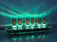 Nixie clock, Nixie tube clock, Nixie Uhr, Made in Germany