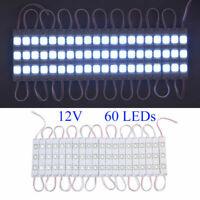 12v 60 LED LIGHT Kit LEDs Interior Ultra Bright For Van Camper Caravan Boat Car