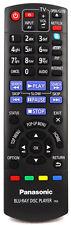 Genuine Panasonic Remote Control For DMP-BDT220EB & DMP-BDT120EB, BDT220 BDT120