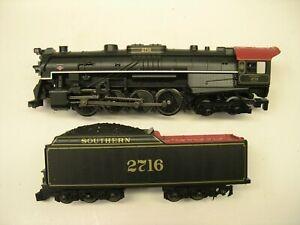 6-44026 LTI / American Flyer Berkshire Southern Flyer Chief Locomotive & Tender