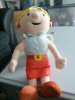 "Wendy From Bob The Builder 8"" Soft Toy Plush"