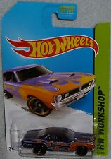 2014 HOT WHEELS '71 Dodge Demon Col. #216/250 HW WORKSHOP