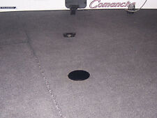 SET OF 2 BASS BOAT DECK CAPS RANGER AND OTHER BOATS NEW - READ AD FOR DIMENSIONS