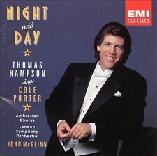 Night and Day by London Philharmonic Orchestra/Thomas Hampson (Baritone..(cd871)