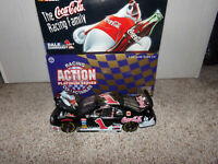 1/24 DALE EARNHARDT JR #1 POLAR BEAR  1998 ACTION NASCAR DIECAST