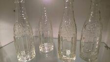 4x Afri Cola Flaschen - uralt! 0,2 Liter - Sammler! Vintage Konvolut!