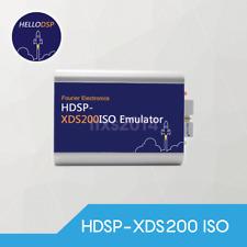 XDS200 Emulator Simulator DSP JTAG Debugger Isolated For TI ARM TMS320 Davinci