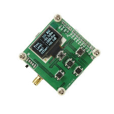 1-500Mhz OLED RF Power Meter -70~15dBm 1nW~2W Power Set RF Attenuation Value new