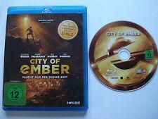 City of Ember-Fuga dalla oscurità __ Bill Murray __ BLU RAY FSK 12