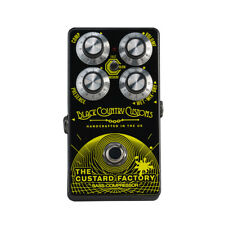 More details for black country customs by laney the custard factory bass compressor pedal