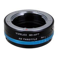 Fotodiox Objektivadapter Vizelex ND Minolta MD Lens to Micro Four Thirds (MFT)
