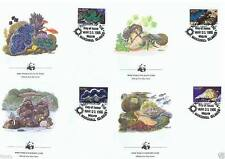 Marshall Islands First Day Cover Thematic Postal Stamps