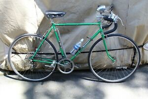 VINTAGE KALKHOFF ORIGINAL GERMAN MEN'S 10 SPEED BICYCLE RARE GREEN 27 INCH WHEEL
