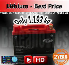 LITHIUM - Best Price - Motorcycle Battery YTX20CH-FP JMT YTX16-BS YTX16 BS-1