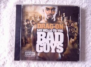 40477 Drag-on Say Hello To The Bad Guys [NEW / SEALED] CD (2007)