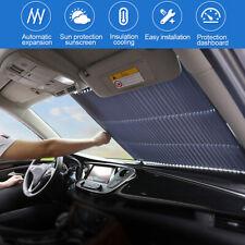 Car SUV  Sun Shade Windshield Rear Window Visor Sun Protector Retractable