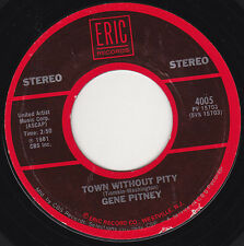 """GENE PITNEY - Town Without Pity 7"""" 45"""