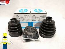 Front Inner & Outer CV Axle Boot Kit for Acura MDX 2015-2018 with FWD ONLY