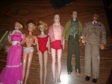 Vintage Barbie Lot dated 1958-1962-1966