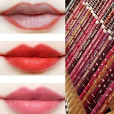 12PCS Colors Professional Lipliner Waterproof Lip Liner Pencil 17cm New