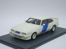 Ford Capri Mk III 3 Werksturbo Ford Motor Sport 1981 1/43 NEO Resin P62