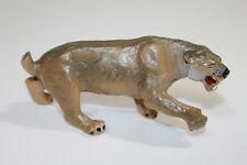 1988 Ultra rare one of kind Smilodon Carnegie Collection by Safari ltd