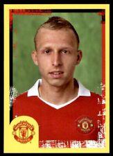 Panini Manchester United 2010-2011 Ritchie De Laet No. 138
