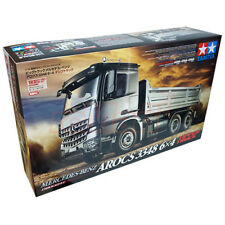 Tamiya 1:14 Mercedes Benz Arocs 3348 6x4 Tipper Truck RC Cars Kit EP #56357