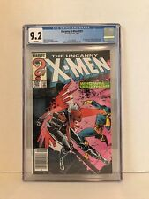 X-M 201 CGC 9.2 1ST CABLE/BABY. 9.2 X 3 MARVEL AGE 82 + NEW MUTANTS 86