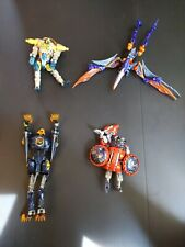 Transformers Beast Wars Figure Lot. INCOMPLETE. O2