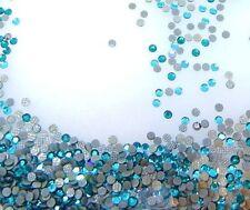 New SS6 KOREAN HOTFIX IRON ON Crystal Rhinestones Aprox. 2020 stones 14+ GROSS
