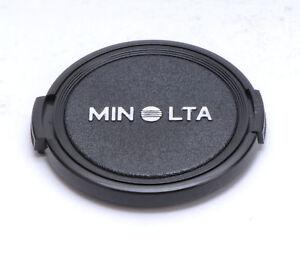 For Minolta Lens Cap 58mm Camera Photo Accessories New