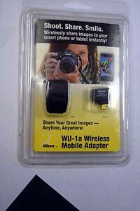 Nikon WU-1a Wireless mobile adapter * NEW *