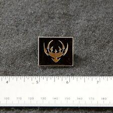 COIL blade logo metal pin - john balance scatology black sun chaos star