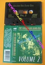 MC THE GOLDEN BIG BAND ERA volume 2 compilation ARC 021790-MC no cd lp dvd