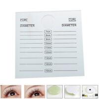 Eyelash Extension Tray Adhesive Glue Pallet Holder Stand Lashes Display Bo gADD